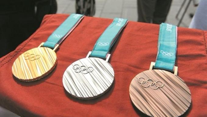 猜猜2018年冬奧金牌用了多少黃金?可能大失所望