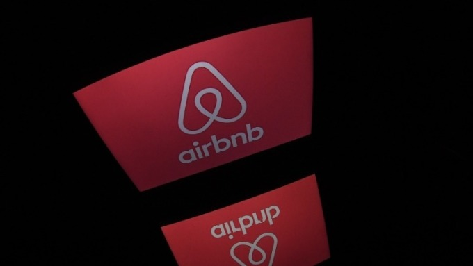 Airbnb在2017年首次實現營利。(圖:AFP)