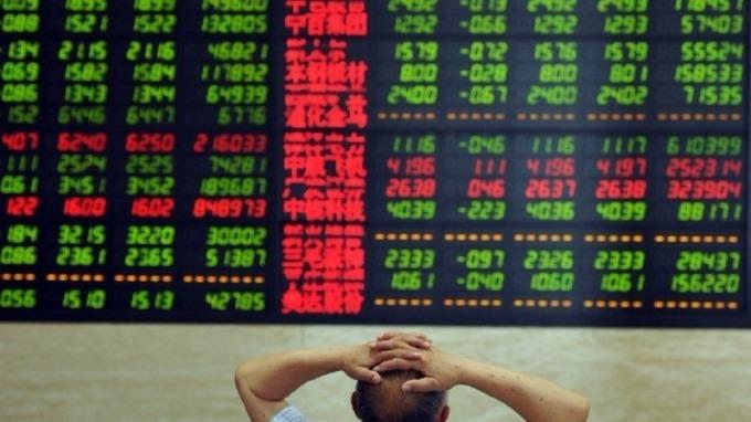 國內投信發行的海外股票基金前10大規模,A股人氣最旺。(圖:AFP)