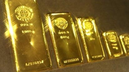 金價回升至近4個月高點。(圖:AFP)
