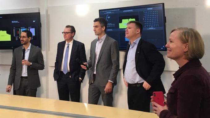 愛立信攜高通、電信大廠展示5G NR多廠互通性連接。(圖取自愛立信官網)