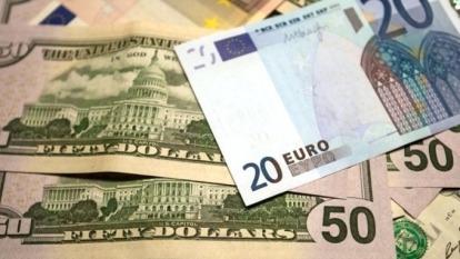 歐元兌美元勁升。(圖:AFP)
