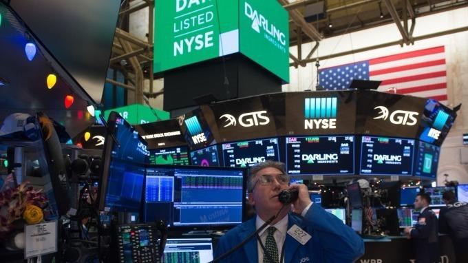 美股近期表現亮眼。(圖:AFP)