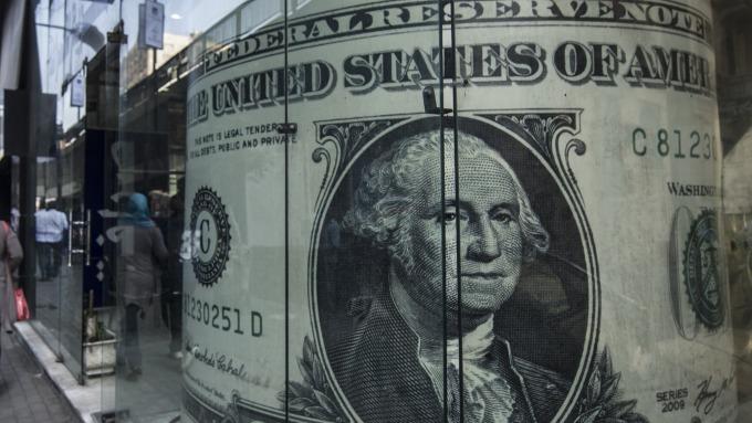 圖:AFP 歐元週五上漲 美元下跌