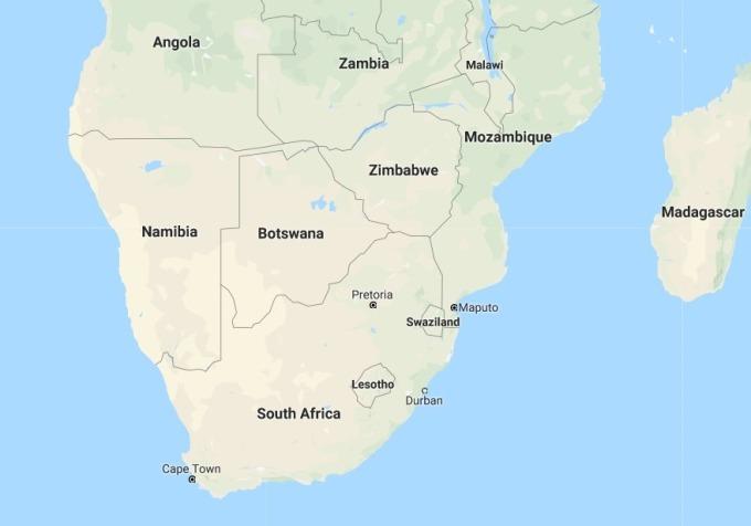 Lesotho 國 / 圖:谷歌