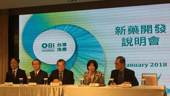 〈浩鼎法說〉產品線火力全開 OBI-822解盲後 發展方向更明確
