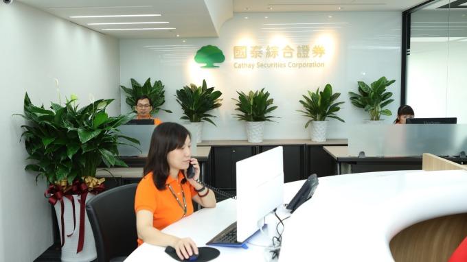 國泰證複委託交易額市占近2成 奪2017年台灣成長最快券商