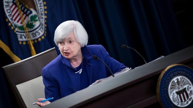 Fed準備重塑「貨幣政策框架」?(圖:AFP)