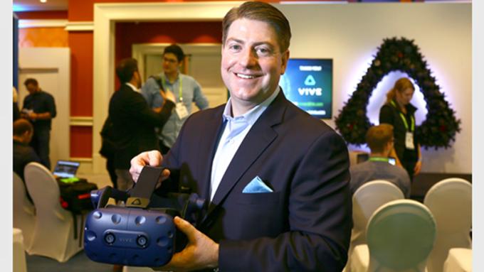 〈MWC搶先看〉宏達電VR、手機並重 但旗艦機恐得再等等
