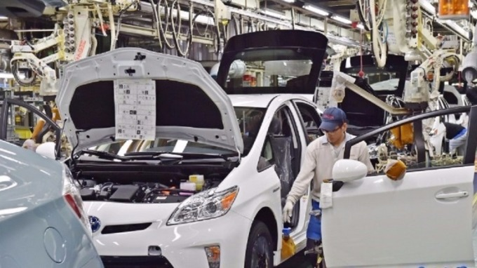 日本一月份製造業活動擴張 創近4年來最高