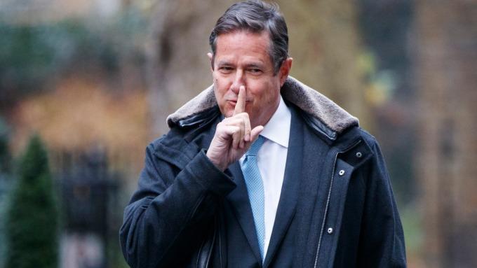 圖:AFP  巴克萊銀行執行長史塔利