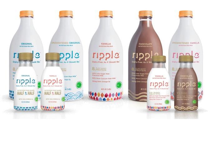 Ripple 黃豌豆奶 / 圖:Ripple