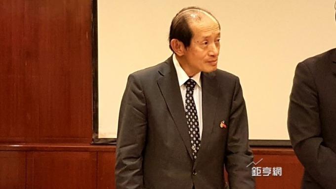 〈林蔚山辭大同董座〉林蔚山辭大同董事長 林郭文艷接任