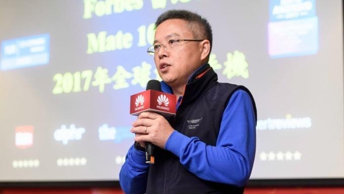 華為去年手機出貨1.53億支 台灣首家品牌體驗店落腳台北三創