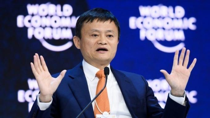 阿里巴巴執行董事長馬雲(圖:AFP)