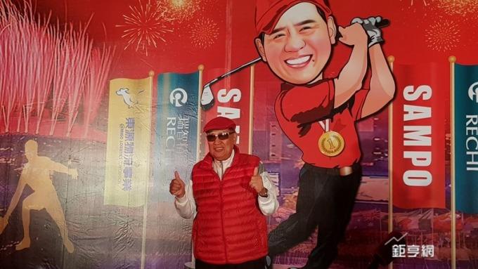 聲寶董事長陳盛沺今年考慮為員工加薪。(鉅亨網記者楊伶雯攝)