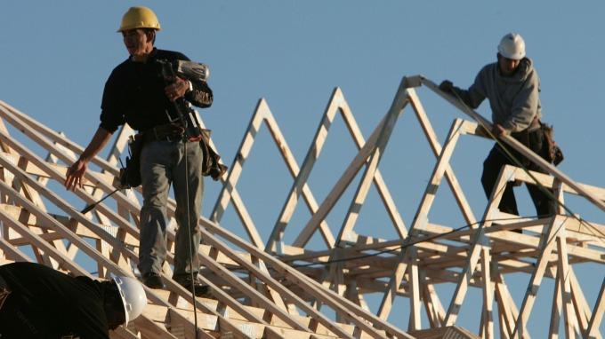 圖:AFP  美國1月新增就業20萬人
