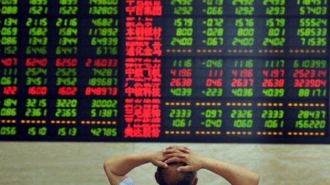 法人表示,投資人上半年考慮布局藍籌股為主的基金,中小型A股則可逢低定期定額布局。(圖:AFP)