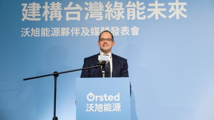沃旭加碼投資台灣 在彰化投入亞洲首個百萬瓦等級儲能計畫