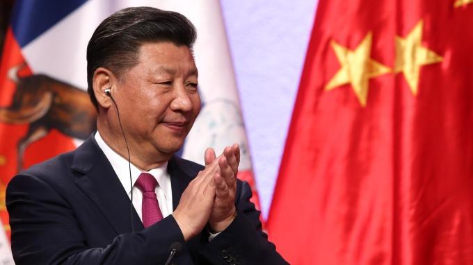 中國國家主席習近平。(圖:AFP)