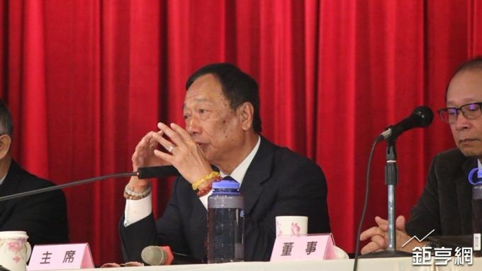 〈花蓮強震〉鴻海郭董個人大手筆捐6000萬元 合計捐1.2億元