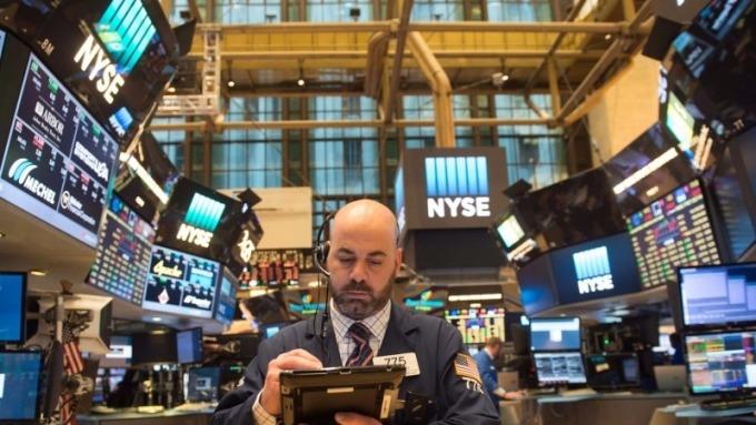 美股基本面無虞,投資人留意反彈低接機會。(圖:AFP)