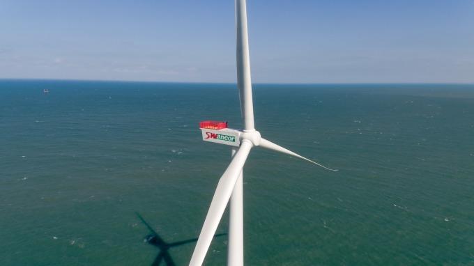 上緯1.9GW海鼎風電通過環評 與麥格理取得開發權