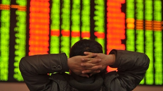 花旗指,市況波動無礙資金長遠部署A股,相信A股入摩後必然牽動更多海外資金流入。 (圖:AFP)