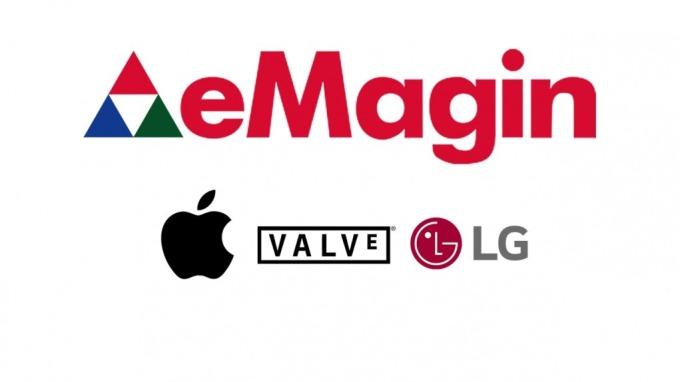 看好VR和AR前景 蘋果LG投資1000萬美元於微型顯示器開發商eMagin