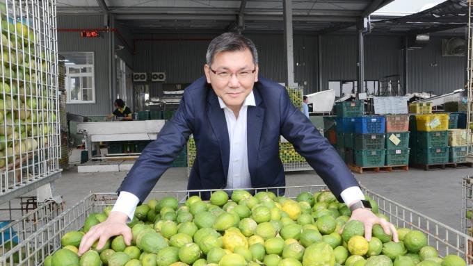 雅茗-KY董事長吳伯超。(圖:雅茗提供)