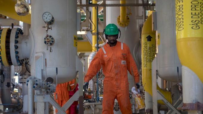 圖:AFP  美國頁岩油產量預期將進一步上升