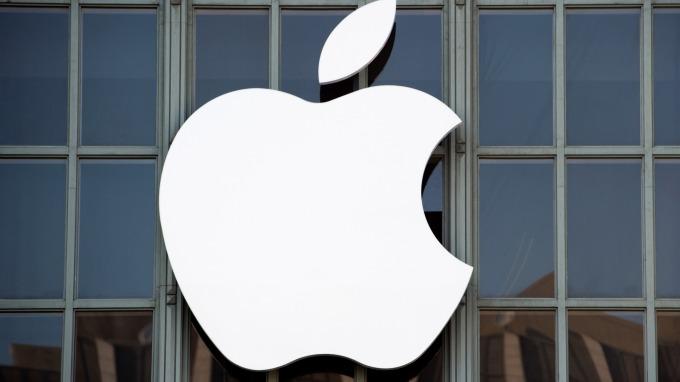 蘋果股價強彈(圖:AFP)
