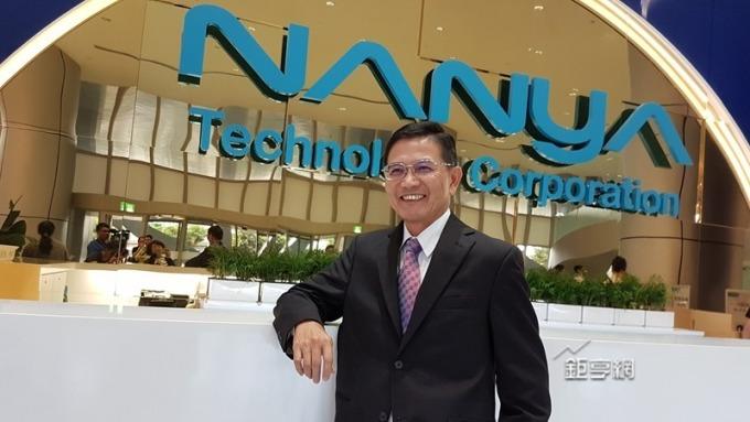 南亞科總經理李培瑛看好今年DRAM市場供需穩定。(鉅亨網資料照)