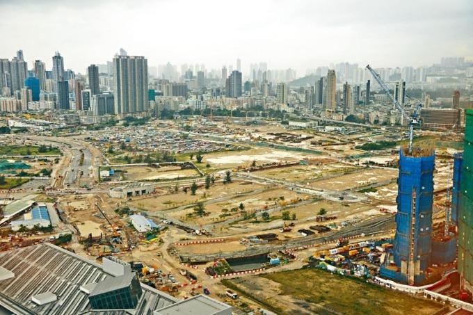 海航旗下的香港國際建投,出售啟德6565號(1K區3號)及6562號(第1L區3號)地皮給恒地。 (圖取材自網路)