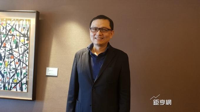 宏達電智慧手機暨穿戴裝置事業處總經理張嘉臨將創立AI服務公司。(鉅亨網記者楊伶雯攝)