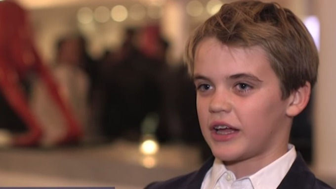 George Weiksner11歲就建立起自己的加密貨幣王國。 (圖取自推特)