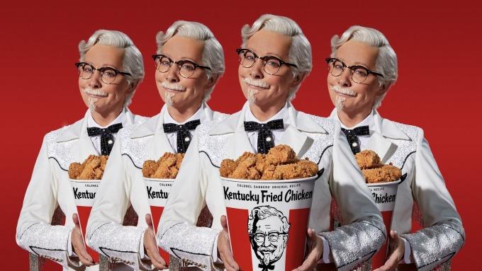 圖:KFC推特