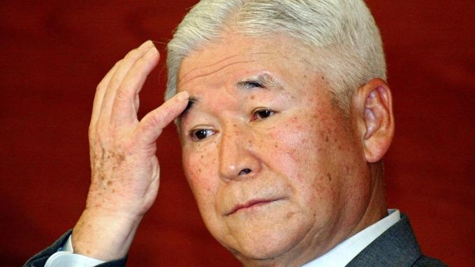 日本前央行總裁福井俊彥(圖:AFP)