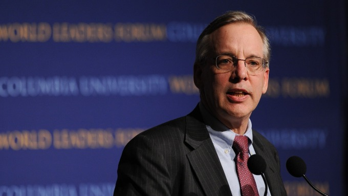 圖:AFP  紐約Fed銀行總裁杜德利(William Dudley)