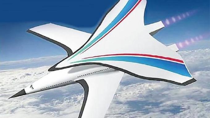 北京飛紐約只要2小時 中國研發超音速I-plane飛行時速6000公里