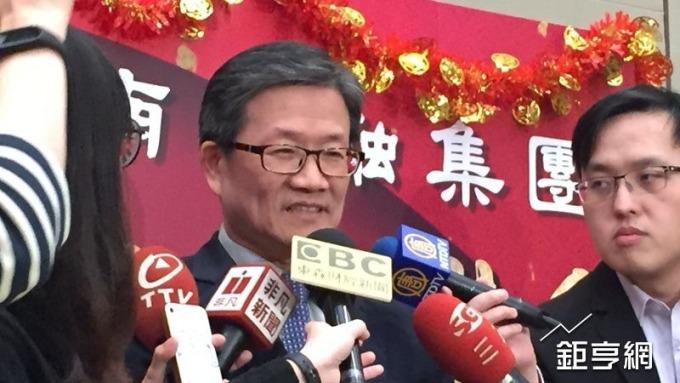 〈華南金春酒〉談央行新總裁楊金龍 吳當傑讚認真優秀 對他有信心