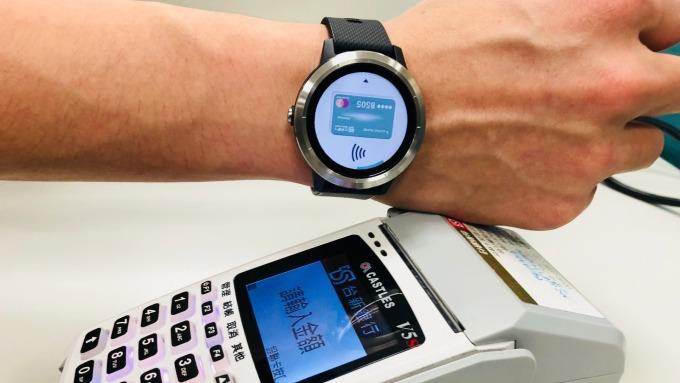 手錶「秒嗶」付款!Garmin Pay攜手6大銀行、一卡通攻穿戴支付