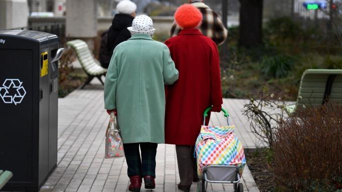 若存款不足,恐難享受退休悠閒生活。(來源:AFP)
