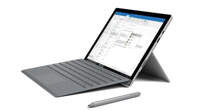 〈微軟新平板預購〉首內建LTE功能 Surface Pro美、加、澳正式起跑