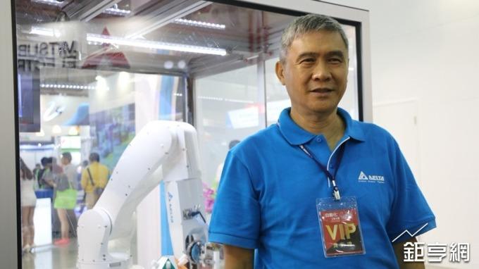 〈台達電法說〉中國子公司比照FII在A股掛牌 海英俊:再觀察