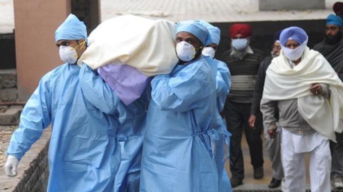 H1N1流感造成全球28.5萬人死亡。  (圖:AFP)