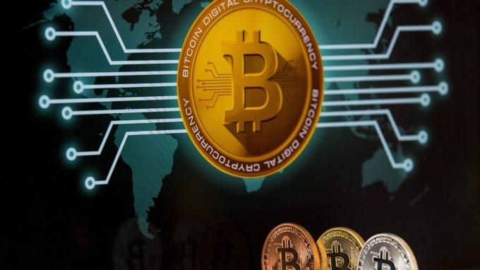 加密貨幣成駭客鎖定目標(圖:AFP)