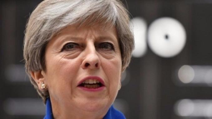 英國脫歐若未與歐盟達成協議,將面臨額外的高成本代價。(圖:AFP)