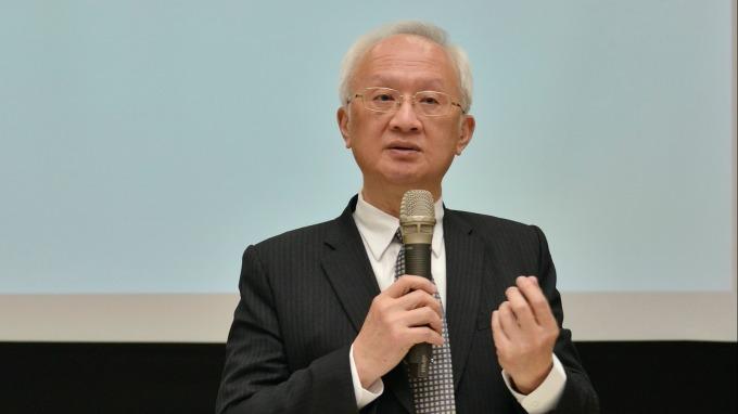 第一金控暨銀行董事長董瑞斌。(圖:第一銀行提供)