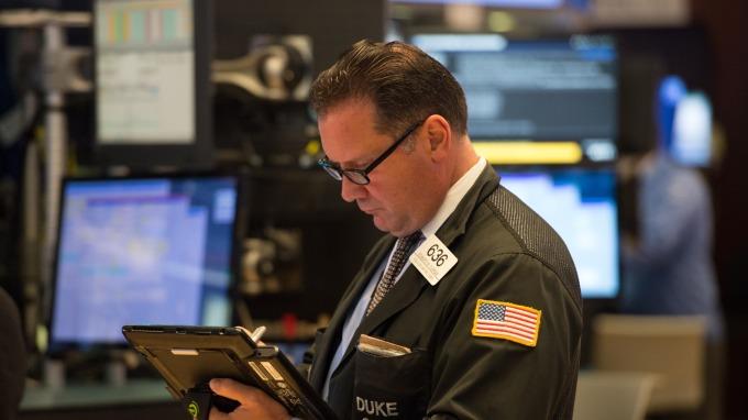 創紀錄規模3年期美債拍賣 得標利率創近11年新高。(AFP)